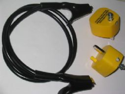 In-Situ PAT Testing Kit. PAT Test without disconnecting